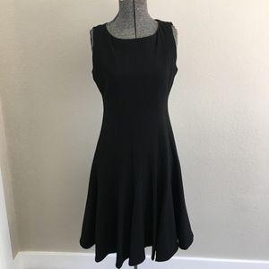 Calvin Klein Black Sleeveless Dress